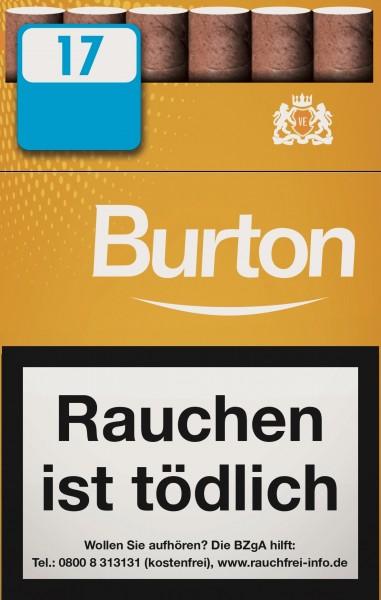Burton Vanilla Gold Eco-Zigarillos