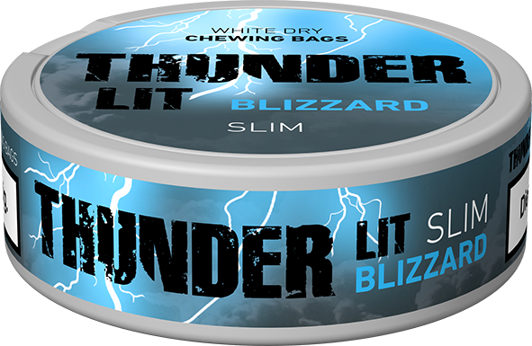 Thunder Blizzard White Dry Slim