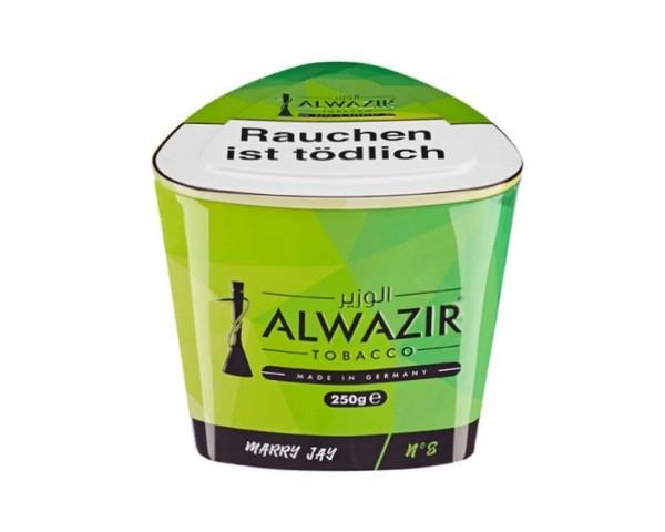 Alwazir Tobacco 250g - No. 8 Marry Jay
