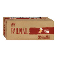 Hülsen Pall Mall Red Authentic XTRA