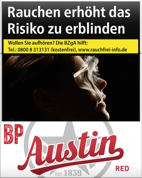 Austin Red Big Packung