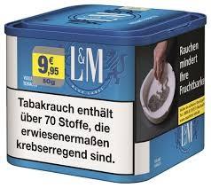 L&M Volumen Blue Dose