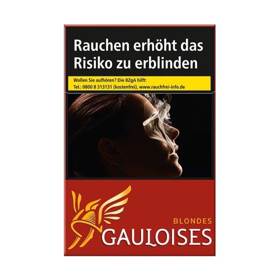 Gauloises Rot Zigaretten