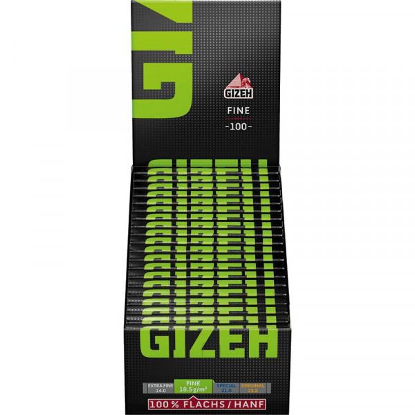 Gizeh Black Fine