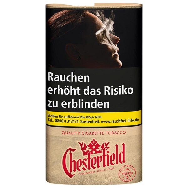 Chesterfield True Red