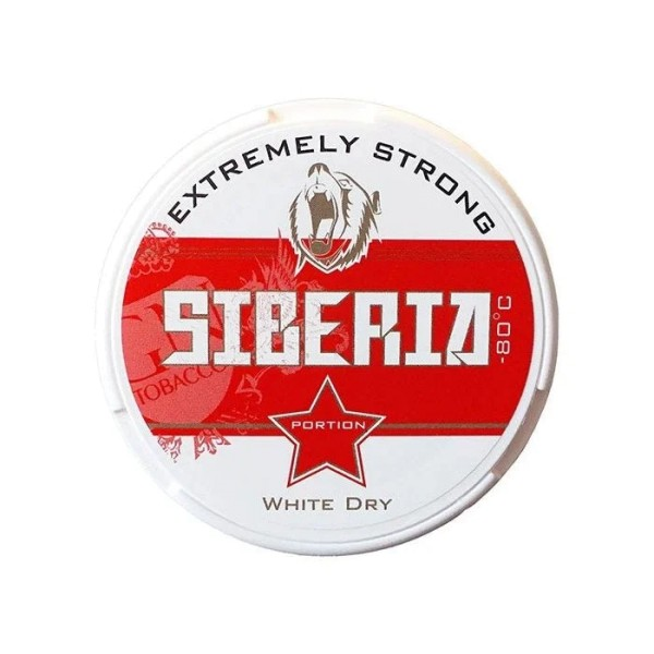 Siberia Extremely Strong White Dry (Restbestand)