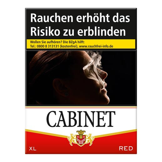 Cabinet Red XL