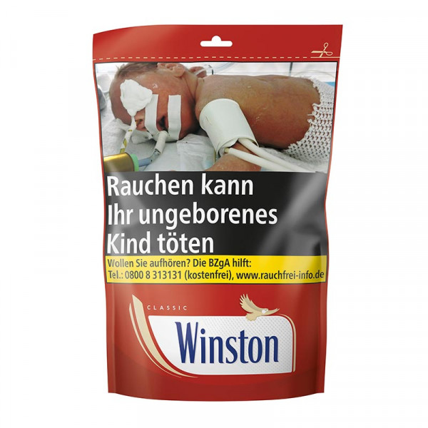Winston Volumen Red XXL