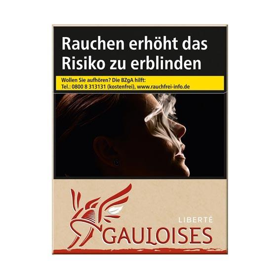 Gauloises Rot Frei