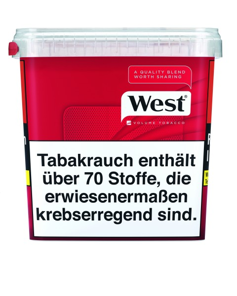 West Red Volumen Mega BOX