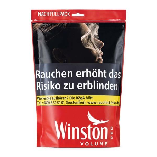 Winston Volumen Red XXXL Beutel