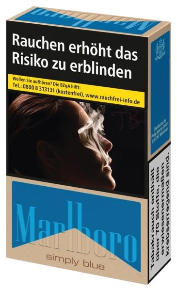 Marlboro Simply Blue OP
