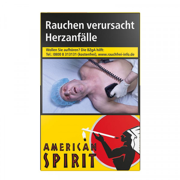 American Spirit Yellow Zigaretten