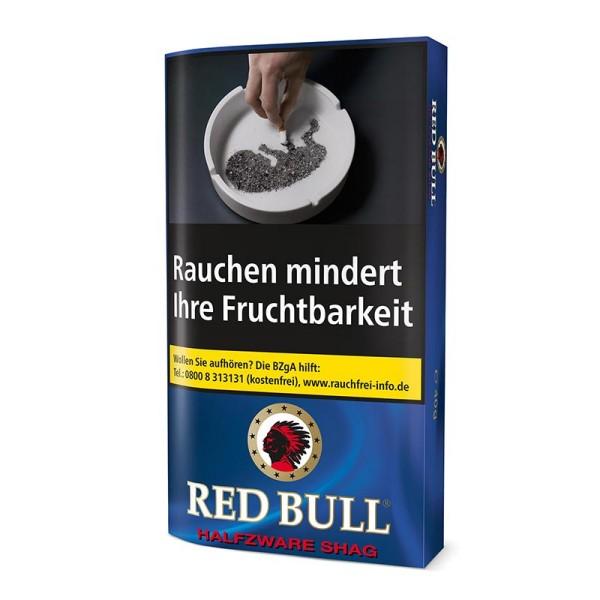 Red Bull Halfzware Drehtabak