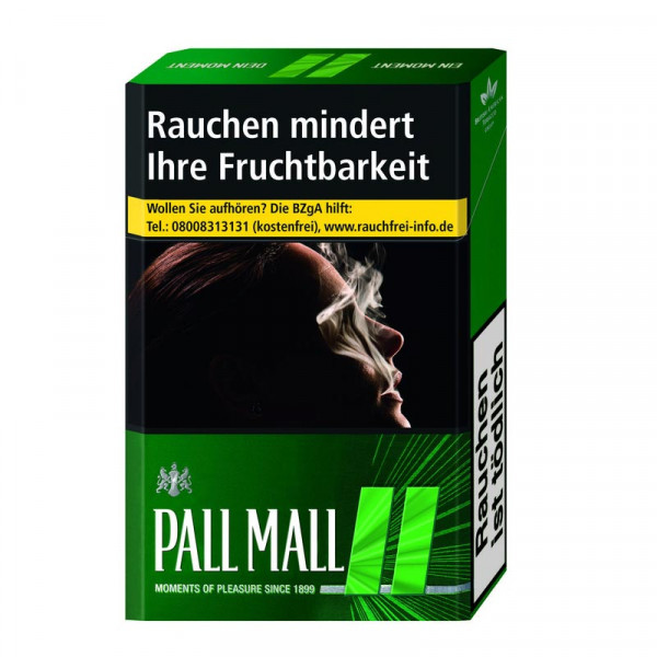 Pall Mall Menthol Blast
