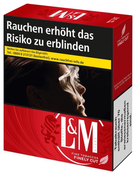 L&M Red 3XL