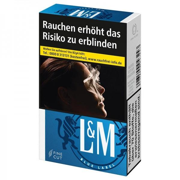 L&M Blue