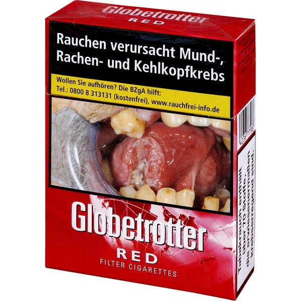 Globetrotter Red L