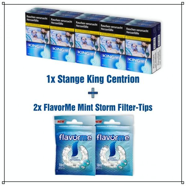King Centrio Storm x FlavorMe Aktionspaket