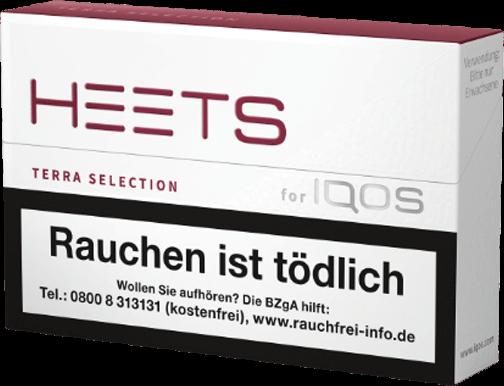 IQOS Heets Terra Selection