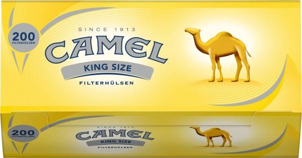 Camel King Size Hülsen
