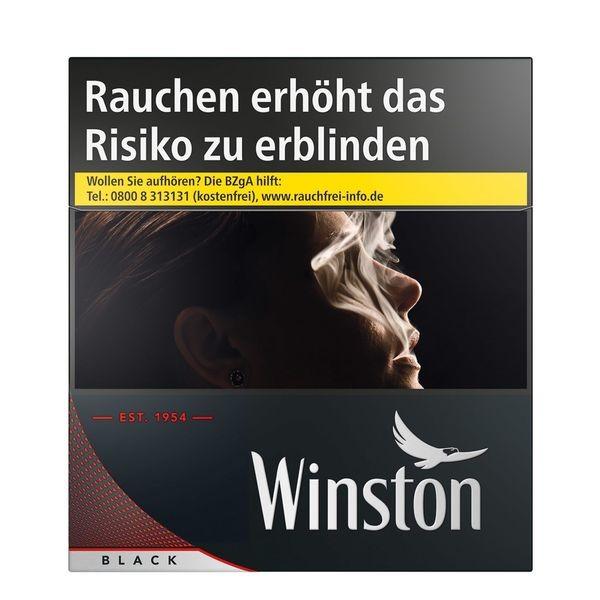Winston Black 4XL