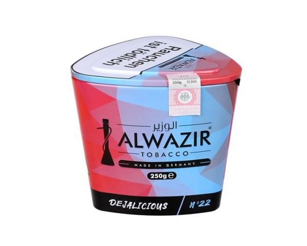 Alwazir Tobacco 250g - No. 22 Dejalicious