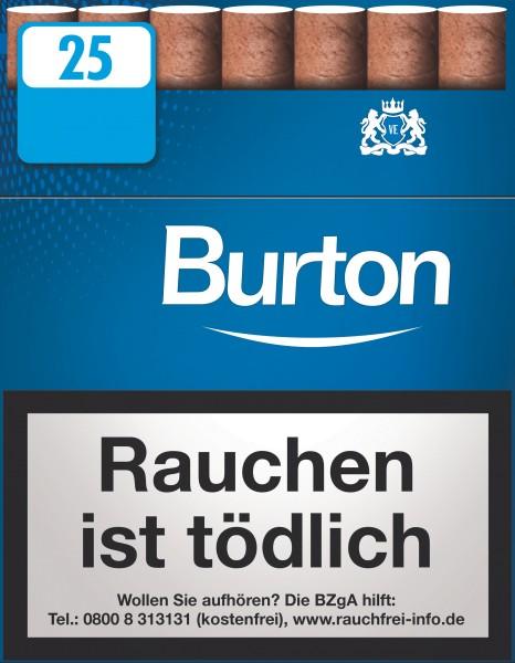 Burton Blue Eco-Zigarillos Big Pack