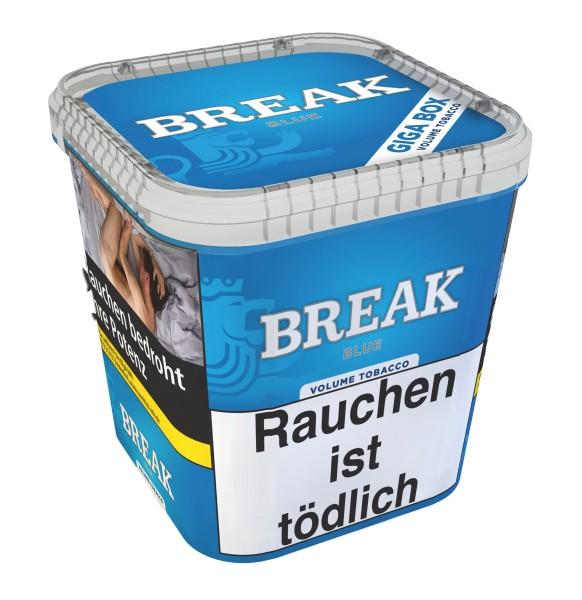 Break Blue Volumentabak Eimer