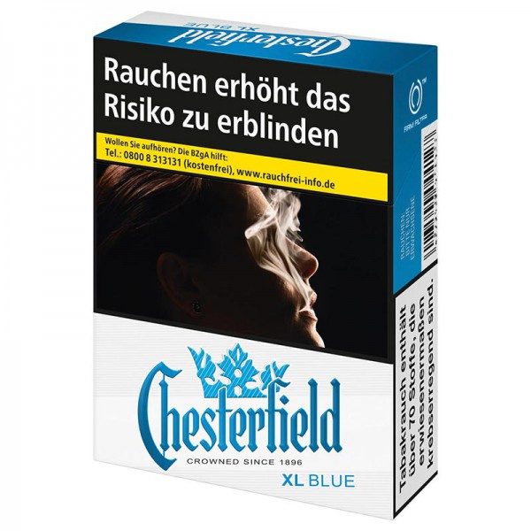 Chesterfield Blue XL