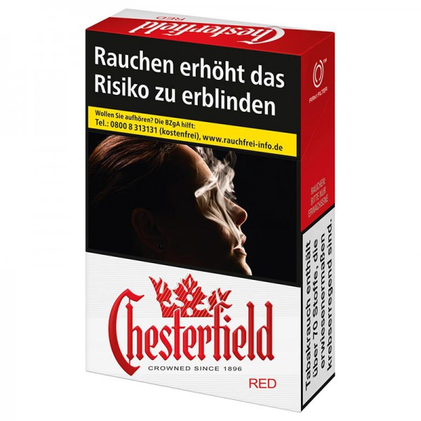 Chesterfield Red L