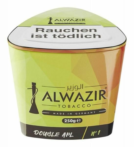 Al Wazir Tobacco 250g - No. 1 Double Apl