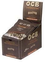 OCB UNBLEACHED SLIM VIRGIN FILTER 6mm