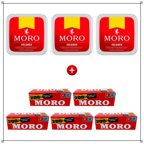 Moro RundUmSorglos-Paket Spezialangebot