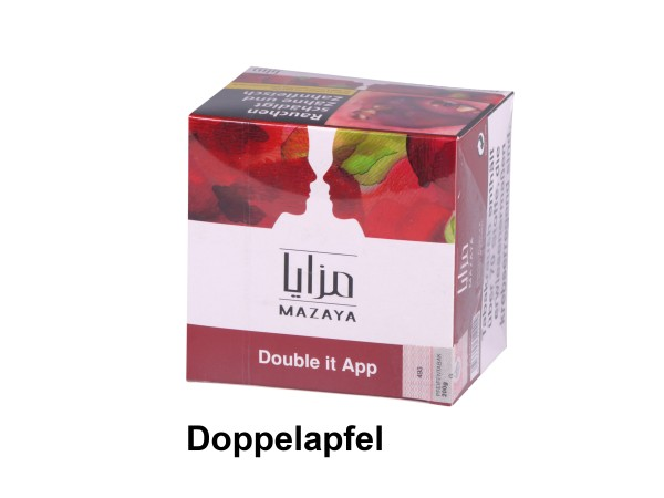 Mazaya Double it App