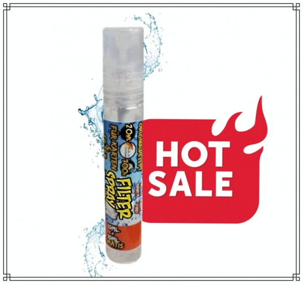 Menthol Filter Spray (20ml) - Made in Germany (%SALE%)