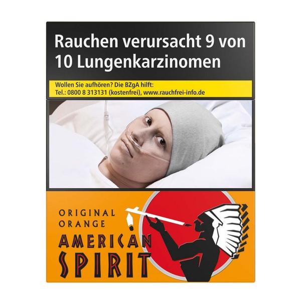 American Spirit Orange XL