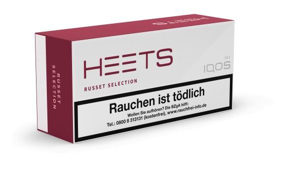 IQOS Heets Russet Selection (Terra)