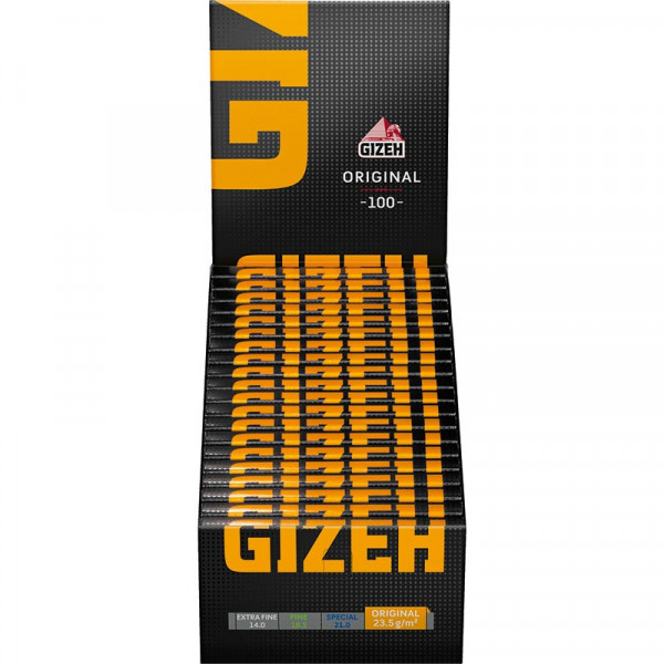 Gizeh Black Original