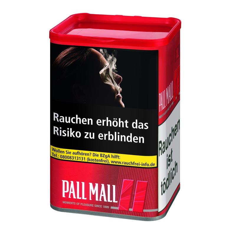 Pall Mall Red XL Dose | Alle Sorten | Stopftabak | Tabak Barthel