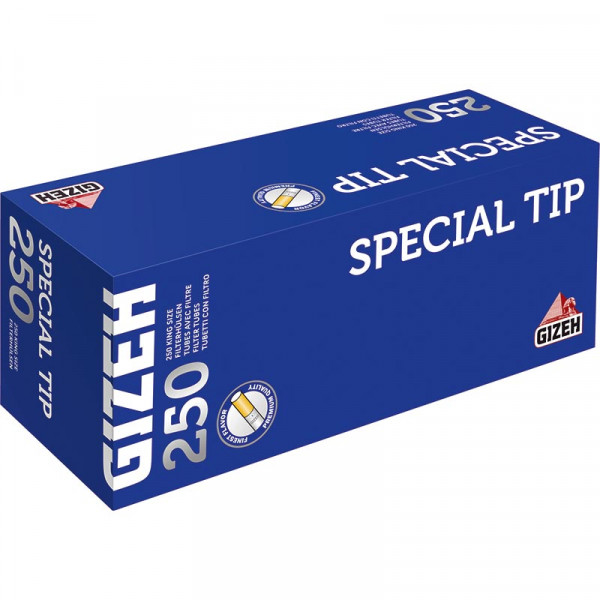 Hülsen Gizeh Special Tip 250