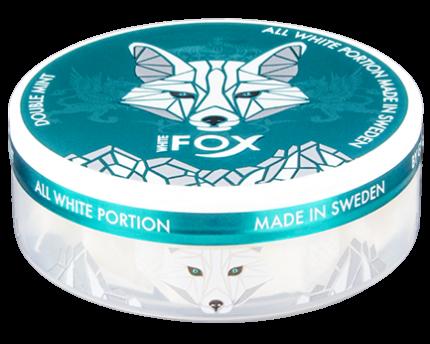 White Fox Double Mint