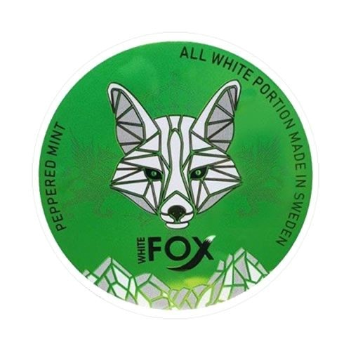 White Fox Peppered Mint