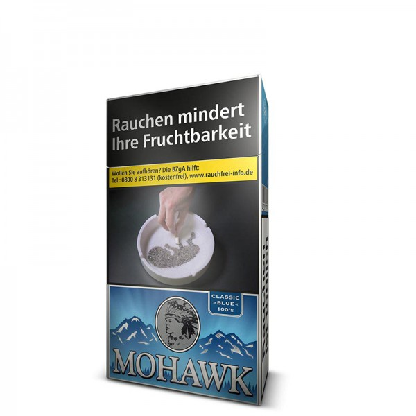 Mohawk Blue 100