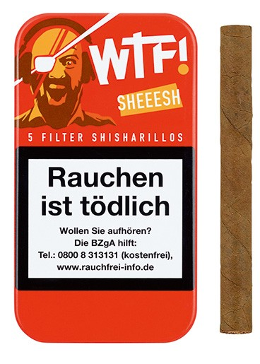 WTF! Shisharillo SHEEESH