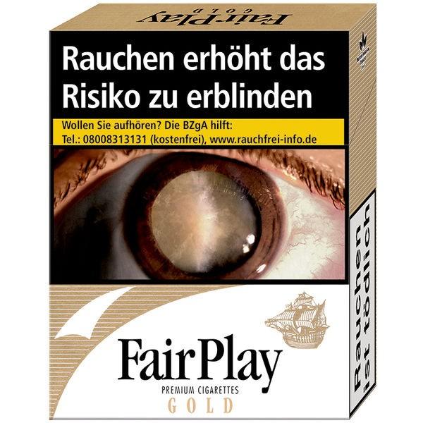 Fair Play Gold BP