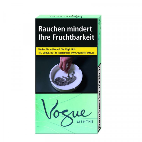 Vogue Superslim Menthol