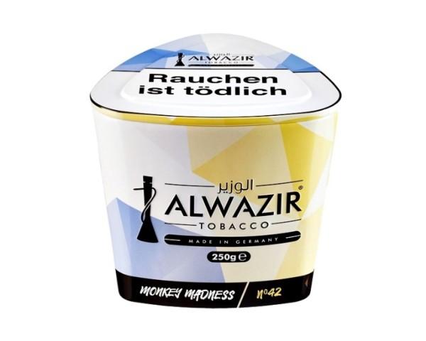 Alwazir Tobacco 250g - No. 42 Monkey Madness