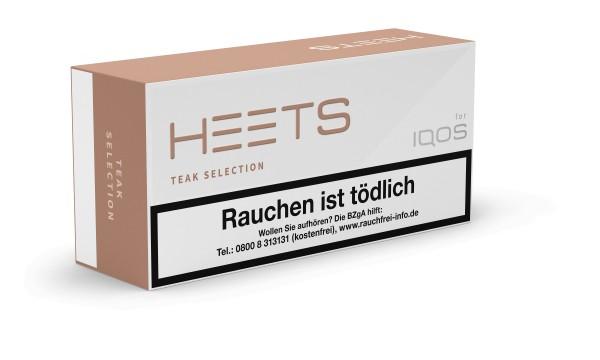 IQOS Heets Teak Selection