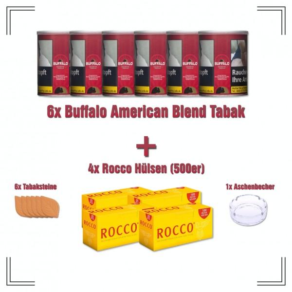 Buffalo RundUmSorglos-Paket (American Blend)
